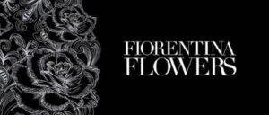 Logo Fiorentina Flowers Blanck and White